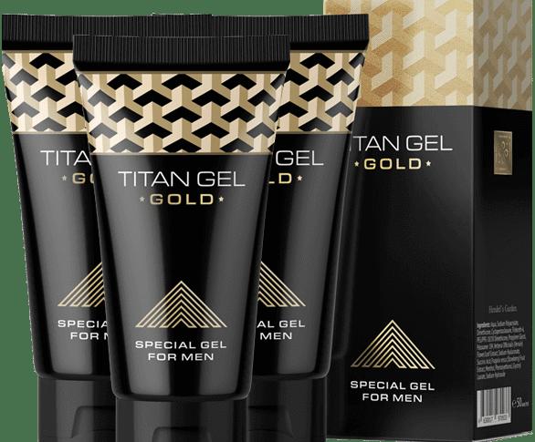 Che cosa è il Titan Gel Gold? Titan Gel Gold