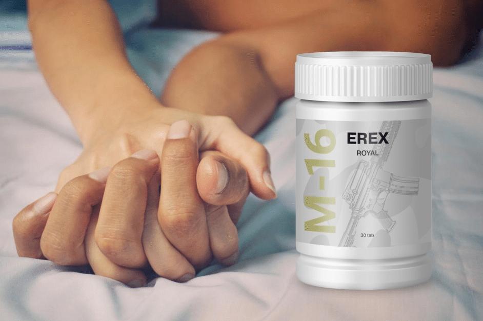 Erex m-16 Come funziona?