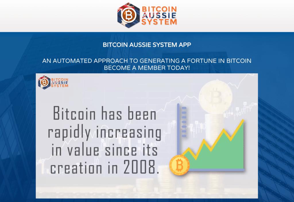 Bitcoin Aussie System Come funziona?