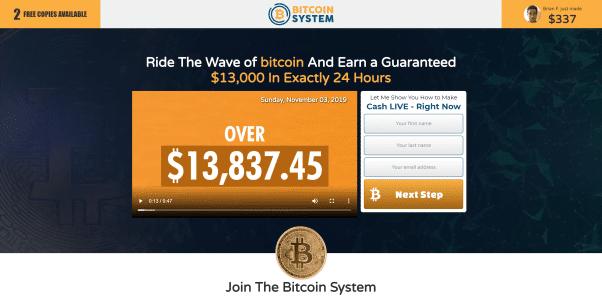 Bitcoin System Istruzioni. Come si usa? Come utilizzare Bitcoin System?