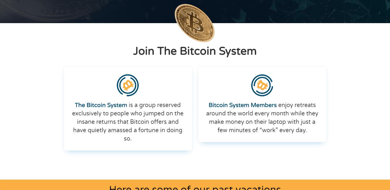Bitcoin System Come funziona?
