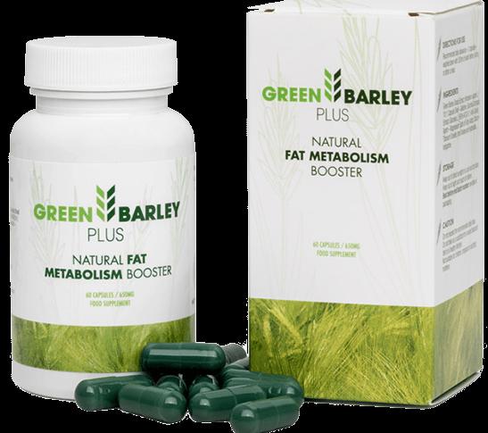 Che cosa è il Green Barley Plus? Green Barley Plus