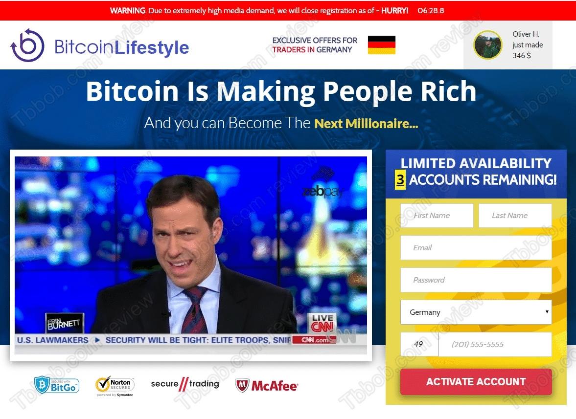 Bitcoin Lifestyle Istruzioni. Come si usa? Come utilizzare Bitcoin Lifestyle?