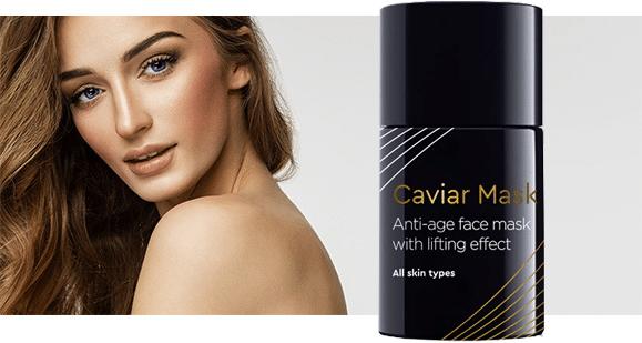 Caviar Mask Πως δουλεύει?