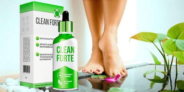Clean Forte Πως δουλεύει?