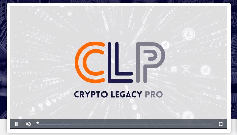 Crypto Legacy Pro Istruzioni. Come si usa? Come utilizzare Crypto Legacy Pro?