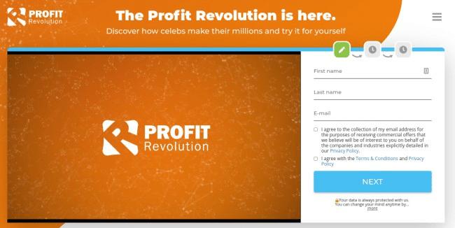 Profit Revolution Οδηγίες χρήσης