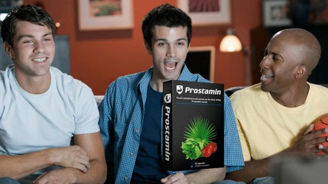 Prostamin Gebrauchsanweisung