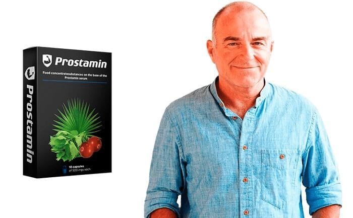 Prostamin Wie es funktioniert?