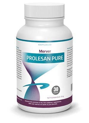 What is it? Prolesan Pure