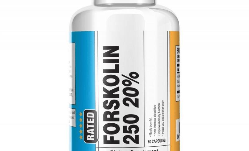 Che cosa è il Forskolin 250? Forskolin 250