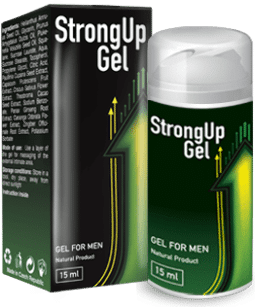 Che cosa è il StrongUp Gel? StrongUp Gel