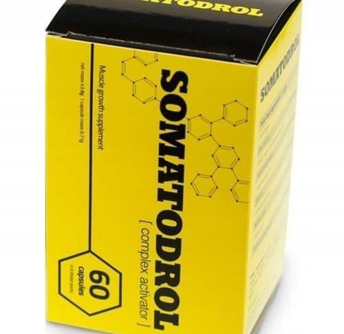 Che cosa è il Somatodrol? Somatodrol