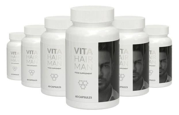 Che cosa è il Vita Hair Man? Vita Hair Man
