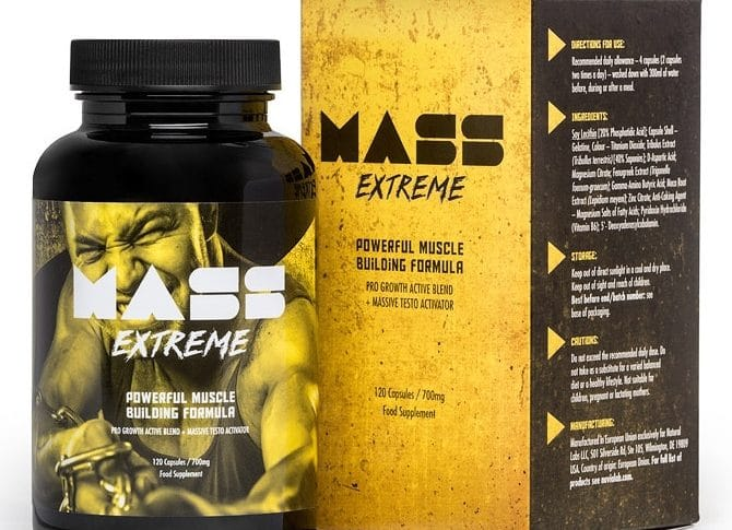 What is it? Mass Extreme