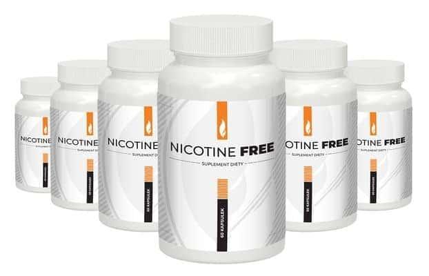 Che cosa è il Nicotine Free? Nicotine Free