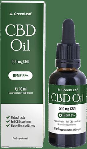 Green Leaf CBD Oil