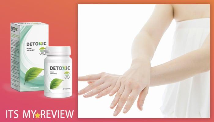 Detoxic Istruzioni. Come si usa? Come utilizzare?