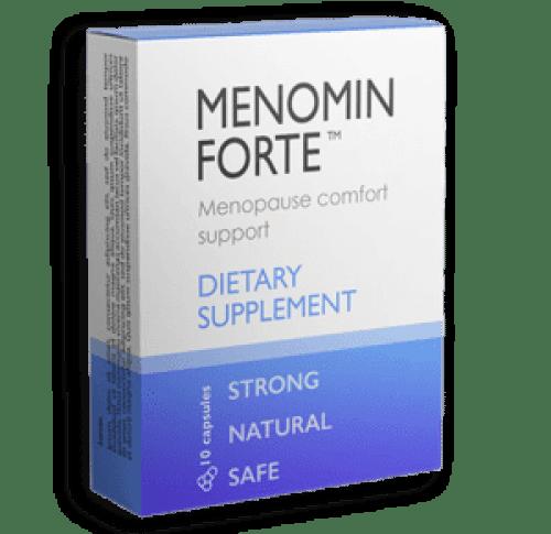 What is it? Menomin Forte