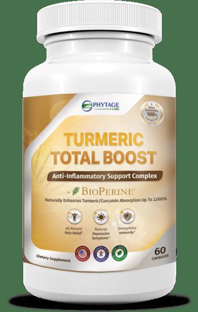 Turmeric Total Boost